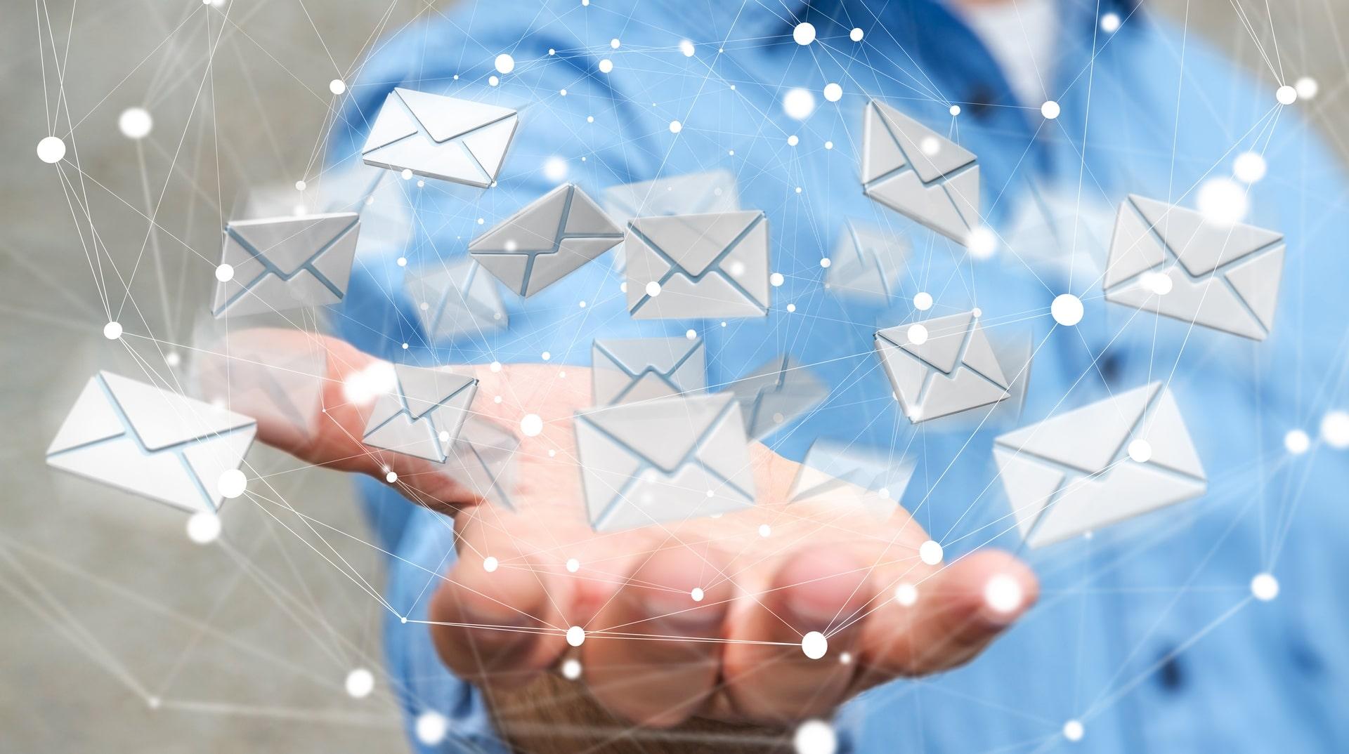 Email marketinq - Məktubların kütləvi göndərilməsi