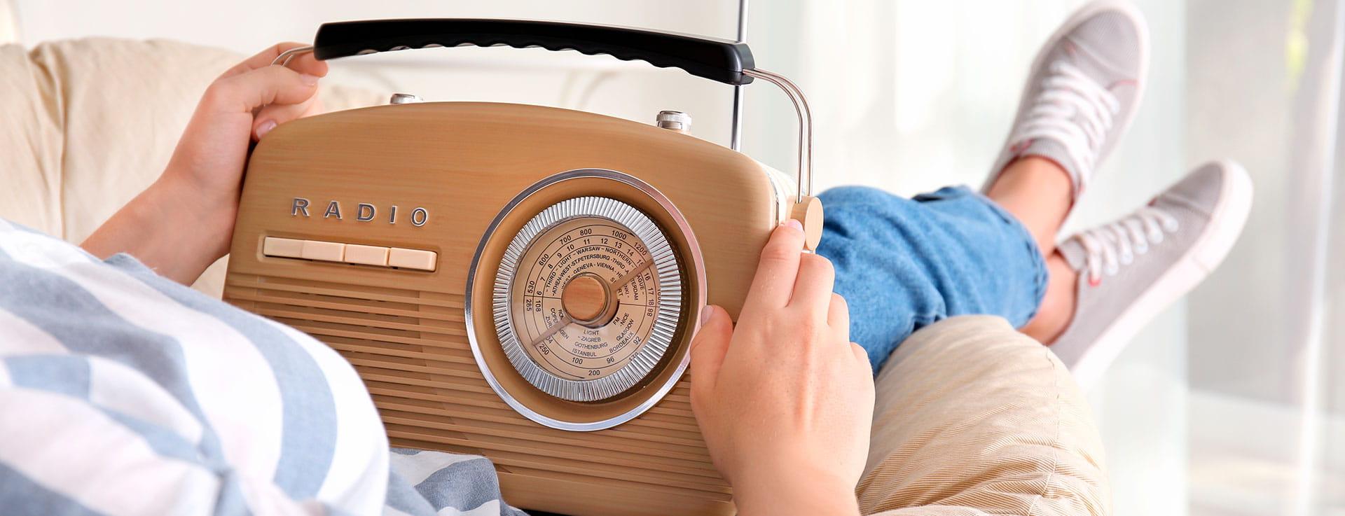 Реклама на FM Radio